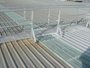 Roof Walkway