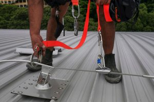 Adelaide roof safety installation service
