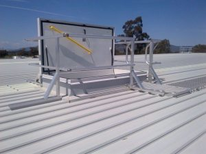 Adelaide roof access hatches